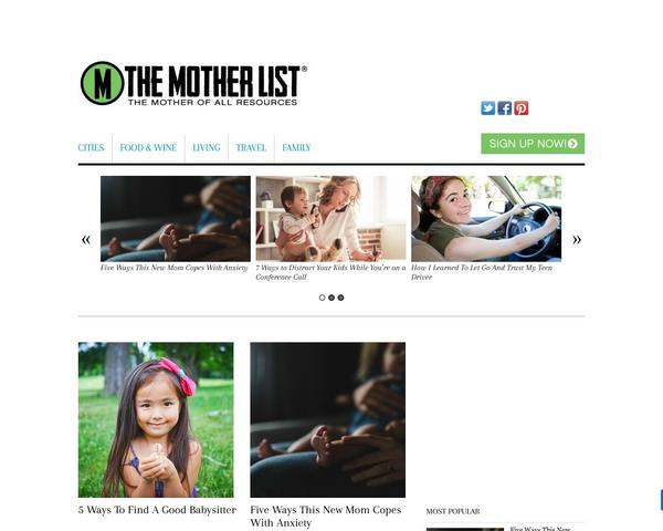 The Mother List